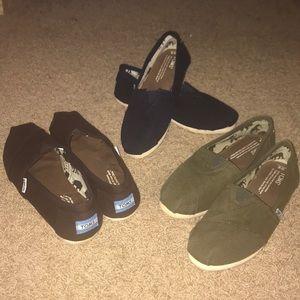 Toms Shoes - TOMS BUNDLE